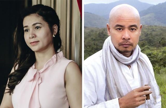Mặc dù khi nhắc tới vợ, ông Đặng Lê Nguyên Vũ chỉ thấy đau lòng nhưng bà Thảo vẫn dành rất nhiều tình cảm cho chồng.