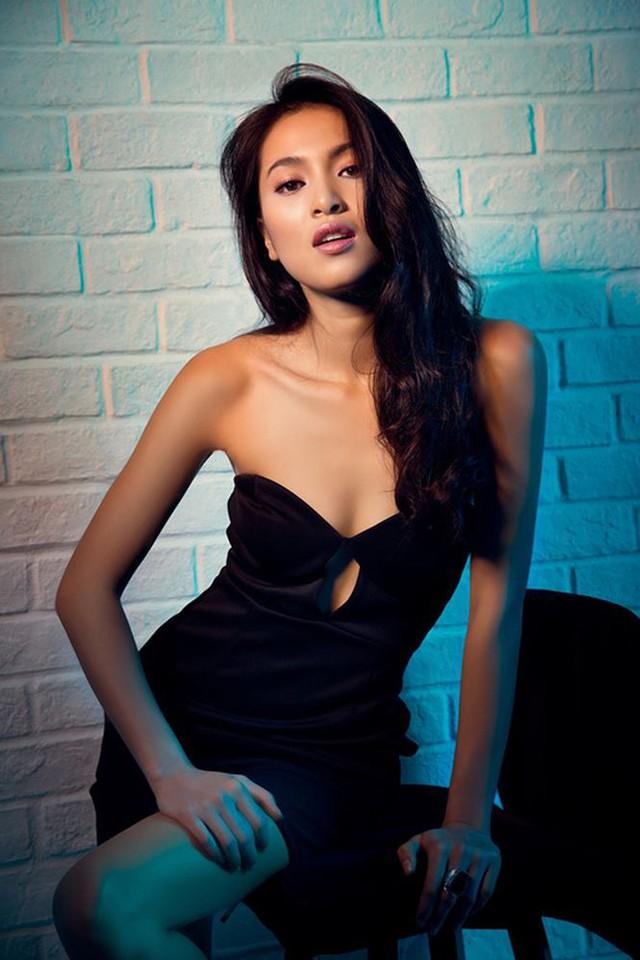 Sở hữu chiều cao khiêm tốn 1,62m, Nhung Kate vẫn biết cách thu hút ánh nhìn nhờ vẻ quyến rũ, sắc sảo, nhưng cũng không kém phần mạnh mẽ, cá tính.