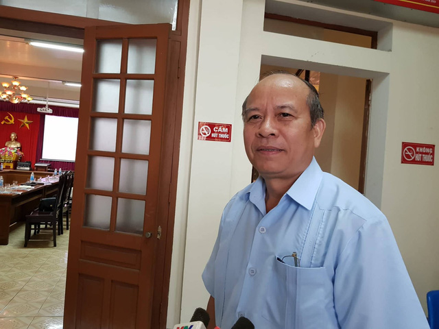 Ông Tô Hồng Quang, Phó Giám đốc Sở Y tế Thái Bình, Chi cục trưởng Chi cục DS-KHHGĐ.     Ảnh: PV