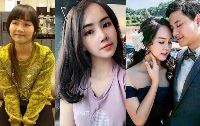 Cô gái Hà Nội có tên Đặng Thu Hà đã tìm được lang quân như ý sau phẫu thuật thẩm mỹ