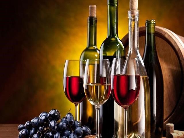 Rượu vang rất tốt cho sức khỏe tim mạch. Ảnh: Internet
