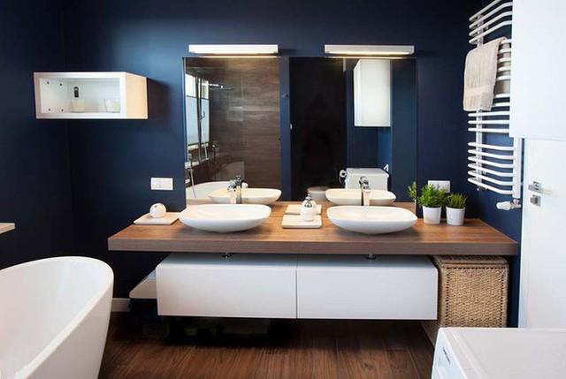 Đèn led được xem là loại đèn lý tưởng nhất cho căn phòng tắm của mỗi gia đình.