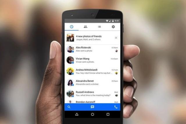Secret Conversations sẽ mã hóa nội dung tin nhắn trên Messenger. ẢNH CHỤP MÀN HÌNH