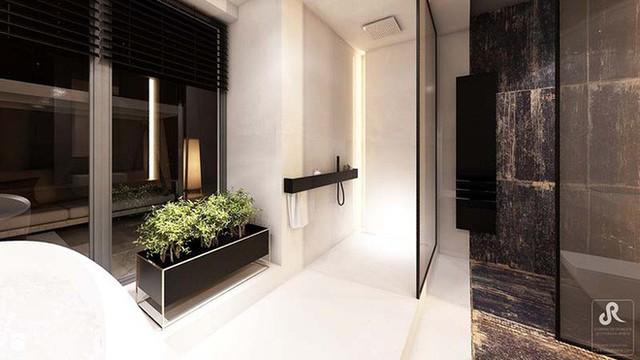 Được thiết kế với nhiều kiểu dáng, mẫu mã và kích thước khác nhau, đèn led thích hợp để sử dụng cho mọi vị trí bên trong nhà tắm.