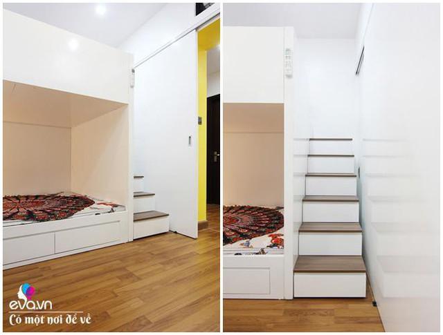 Không gian phòng của bé được thiết kế mở.