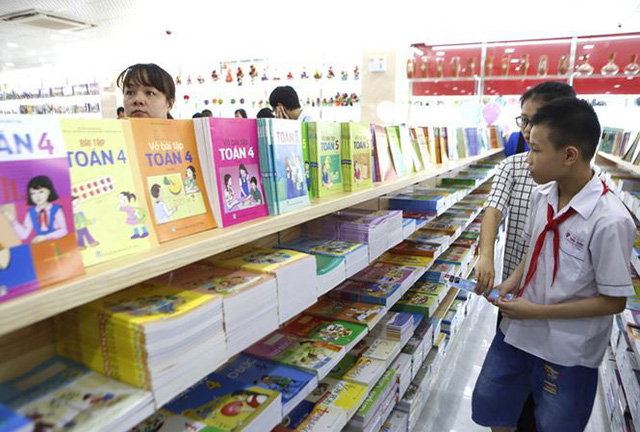 Theo NXB Giáo dục Việt Nam, mức chiết khấu phát hành SGK hiện nay từ 18 - 20%.