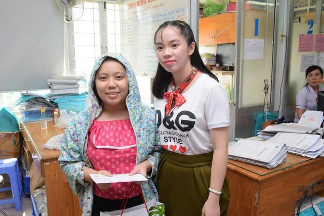 Nụ cười của người bệnh là niềm hạnh phúc của tập thể nhân viên Công ty Việt Hung Phát