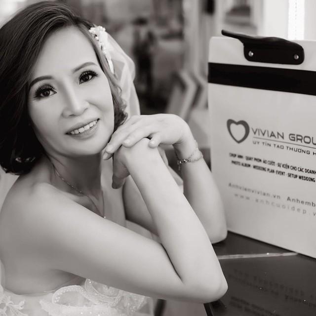 """Cô dâu Lê Thị Thu Sao chia sẻ: """"Tôi chuẩn bị là cô dâu xinh đẹp nhất thế giới""""."""