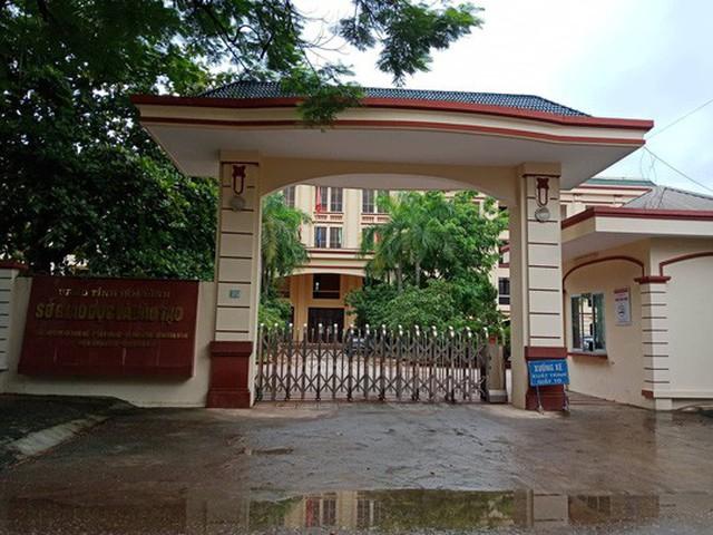 Trụ sở Sở Giáo dục và Đào tạo tỉnh Hòa Bình