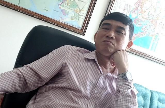 Trước thông tin có hiện tượng gian lận thầu, ông Trần Chí Thượng, PGĐ Sở GTVT tỉnh Bà Rịa - Vũng Tàu không hề có bất cứ động thái xử lý gì.