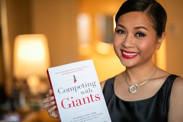 Đây là lần đầu tiên sách của một tác giả Việt Nam được ForbesBooks chọn xuất bản