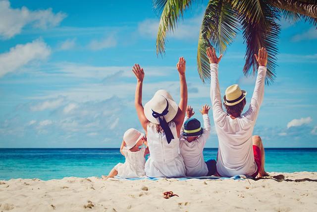 Nhiều gia đình lựa chọn việc đi du lịch vào dịp Quốc khánh năm nay