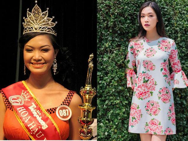 Vướng scandal chưa tốt nghiệp THPT khi đăng quang Hoa hậu Việt Nam 2008, Trần Thị Thùy Dung suýt bị tước vương miện và mất cơ hội dự thi quốc tế. Sau đó, cô nỗ lực hoàn thành việc học và thỉnh thoảng tham gia sự kiện. Cuối năm 2017, cô từng bày tỏ mong muốn dự thi Hoa hậu Siêu quốc gia tại Ba Lan trước khi quá tuổi, nhưng cuối cùng rút lui vì không thể sắp xếp thời gian.