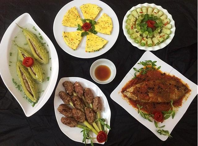 Hầu hết món ăn Trang nấu đều có cách chế biến đơn giản, chỉ đặc biệt ở khâu trang trí. Trang thích cảm giác tỉ mẩn trau chuốt từng món ăn như sáng tạo một tác phẩm nghệ thuật.