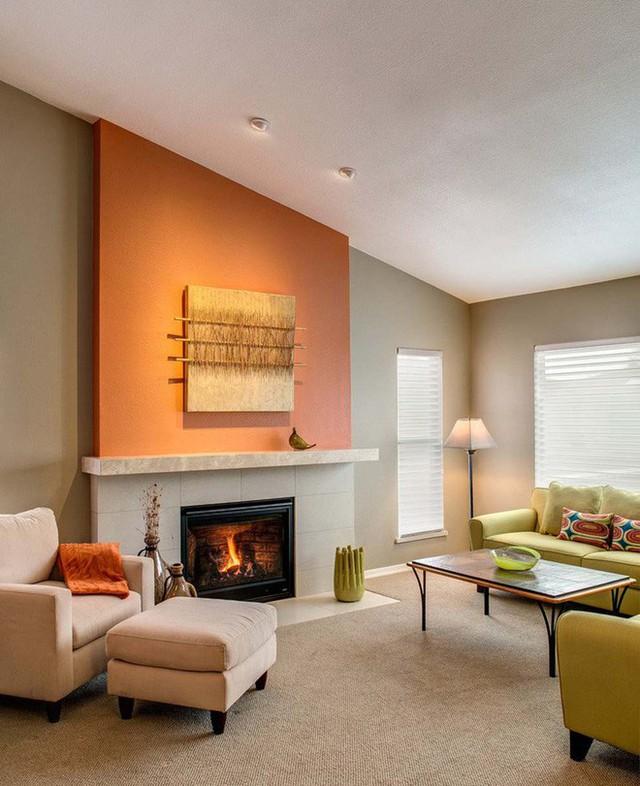 Phòng khách luôn là một không gian được các gia đình dụng tâm thiết kế từng đường nét, chi tiết.