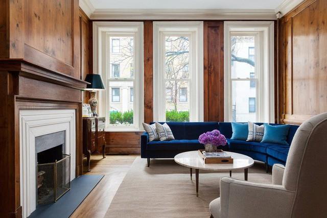 Không gian phòng khách thiết kế đầy ấn tượng khiến trái tim bạn cũng phải rung rinh.