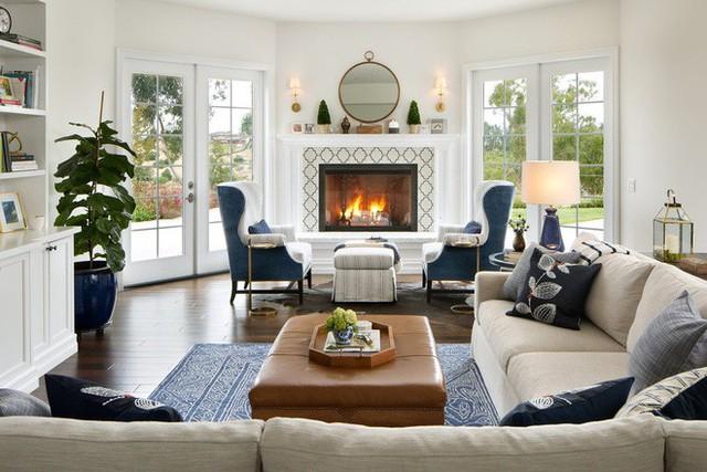 Không nhất thiết phải theo một cách nội thất hoàn chỉnh, bạn vẫn có thể tạo ra được những không gian sinh hoạt ấn tượng thế này.