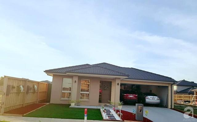 Hình ảnh ngôi nhà vô cùng ngọt ngào của vợ chồng chị Tú Trâm trên đất Úc.