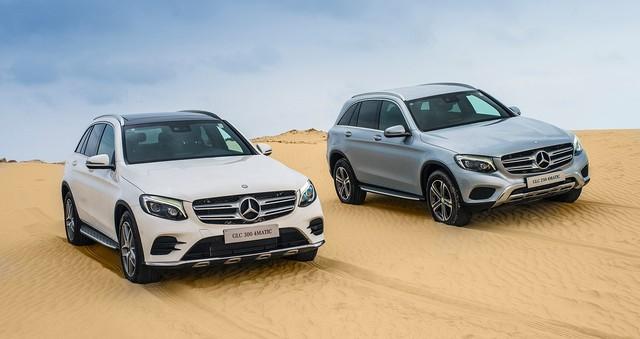 Xe sang của Mercedes được nhiều người ưa chuộng, nhưng một số xe cũng nằm trong diện bị triệu hồi.     Ảnh: TL