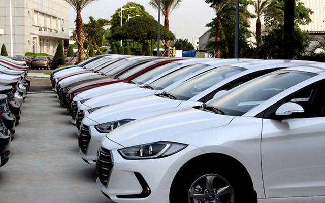 Thị trường ô tô nhập khẩu đang ngày càng diễn biến tích cực.