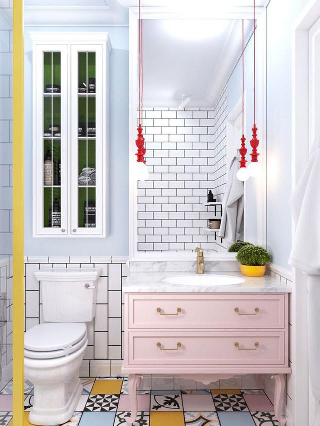 Hơn nữa, việc sơn màu cho những chiếc tủ nhà tắm cũng rất đơn giản không hề đòi hỏi kinh nghiệm hay bất kỳ kỹ thuật nào.