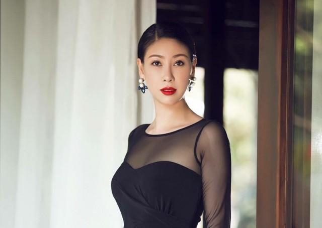 Những điều tiếng đã lùi vào quá khứ, Hà Kiều Anh giờ viên mãn ở tuổi 42 với cuộc sống êm ấm và giàu sang.