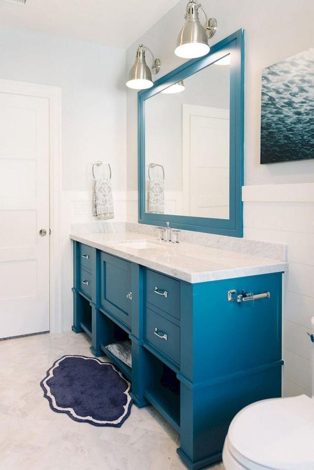 Bạn nên chọn một màu sơn phù hợp với sở thích của cả gia đình hoặc một gam màu phù hợp với không gian căn phòng.