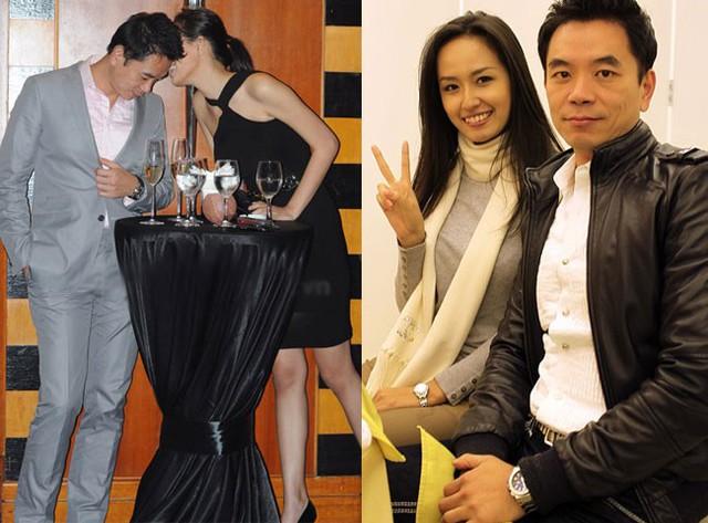 Mai Phương Thúy và Benny Ng.