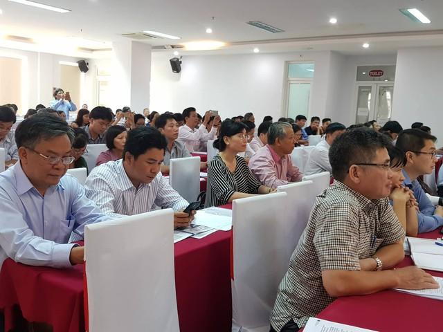 Hội nghị là cơ hội để các đại biểu đánh giá, thảo luận, chia sẻ về thực tế công tác, từ đó đưa ra những phương hướng giải quyết