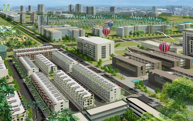 """Thủ Đức được xem là quận phát triển nhất khu Đông, liên tục được các nhà đầu tư đổ về đây,(hình ảnh dự án Thủ Đức Central Park của chủ đầu tư Đông Hưng Group) Đông Hưng Group và câu chuyện """"miếng bánh ngon"""" nhiều người tranh giành"""