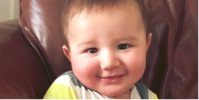 Cậu bé Aaron Avila qua đời đúng vào ngày sinh nhật tròn một tuổi.