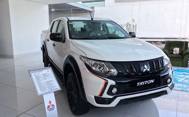 Mẫu xe nhập khẩu đắt nhất từ Thái Lan được giảm đồng loạt 20 triệu đồng.