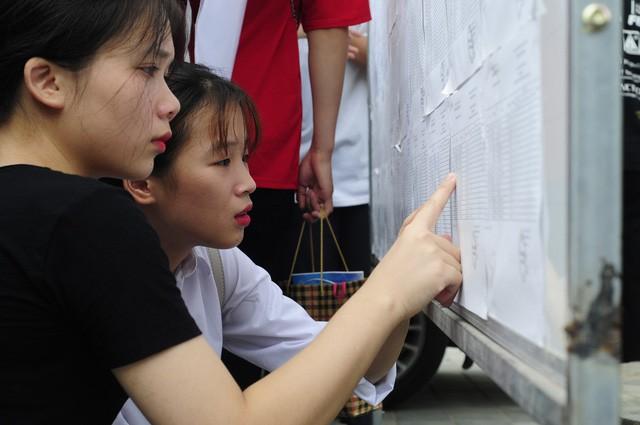 Khi có kết quả cụ thể của các trường, Bộ GD&ĐT sẽ xem xét hỗ trợ rà soát điểm thi nếu các trường có nguyện vọng (Ảnh: Mỹ Hà).