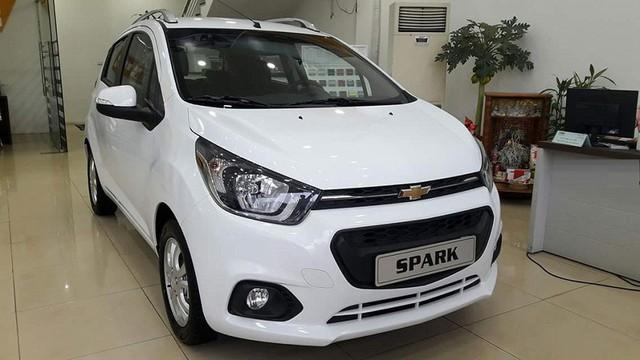 Nhiều mẫu xe Chevrolet tiếp tục được giảm giá.