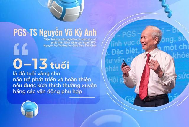 Theo PGS-TS Nguyễn Võ Kỳ Anh – Viện trưởng IPD, nghiên cứu trên hứa hẹn sẽ cung cấp thông tin khoa học nền tảng cho bố mẹ nuôi dạy con, cải thiệnviệc phát triển giáo dục thể chất cũng như y tế ở Việt Nam hiện nay