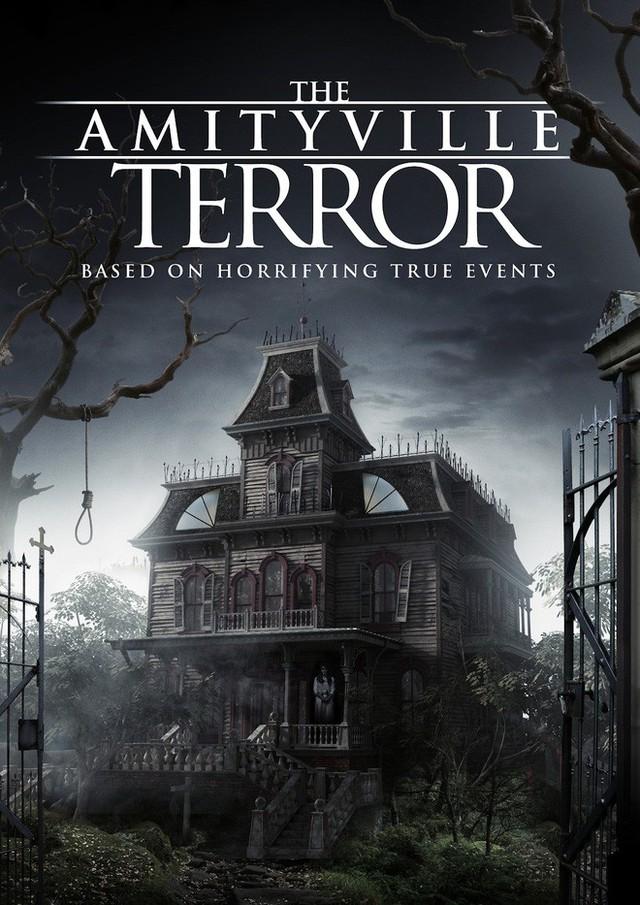 Ngôi nhà ma ám Amityville trở thành nguồn cảm hứng bất tận của các nhà làm phim kinh dị.