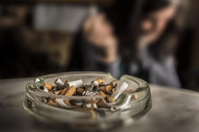 Ngăn ngừa ung thư phổi từ sớm nhờ duy trì 5 thói quen sau đây mỗi ngày - Ảnh 1.