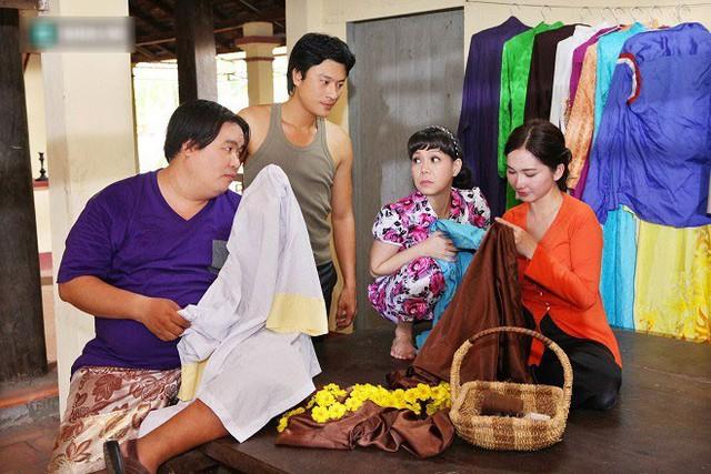 Hoàng Mập, Việt Hương, Đông Dương khi làm phim Dạ khúc nguyệt cầm