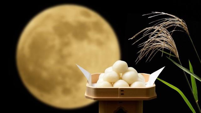 Tùy vào văn hóa và phong tục của từng vùng miền, Tsukimi Dango mang các hình dạng khác nhau. Nơi nặn bánh hình chữ nhật, nơi ép dẹt nhưng phổ biến nhất vẫn là hình tròn. Ảnh: Tomotcha.