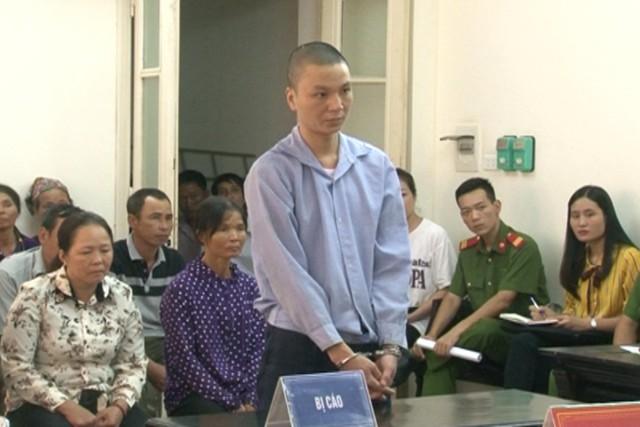 Lực bị tuyên án tử hình cho hành vi man rợ của y (ảnh PV)
