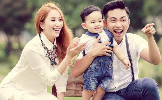 Sau nhiều sóng gió Khánh Thi đã có một cuộc hôn nhân viên mãn.