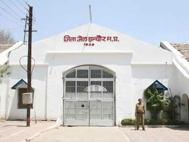 Một nhà tù ở bang Madhya Pradesh