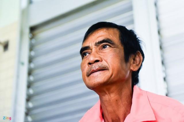 Ông Huỳnh Văn Nén. Ảnh: Hải An.
