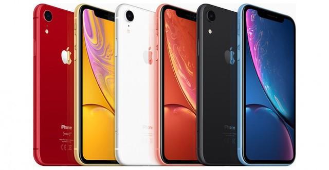 iPhone Xr nhìn thoáng qua thì hơi giống iPhone X, nhưng thực sự là thiết kế xấu, thô và chất liệu rẻ hơn