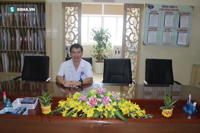 TS BS Phạm Thế Anh