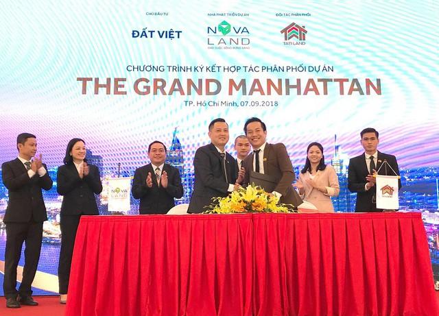 Công ty Cổ phần Đầu tư Địa ốc Tati (TATILAND) trở thành đối tác phân phối chính thức của dự án tại miền Trung.