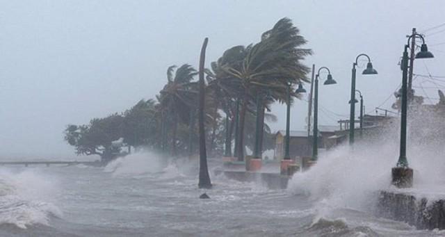 Quảng Ninh được dự báo chịu ảnh hưởng trực tiếp của siêu bão - Ảnh minh họa