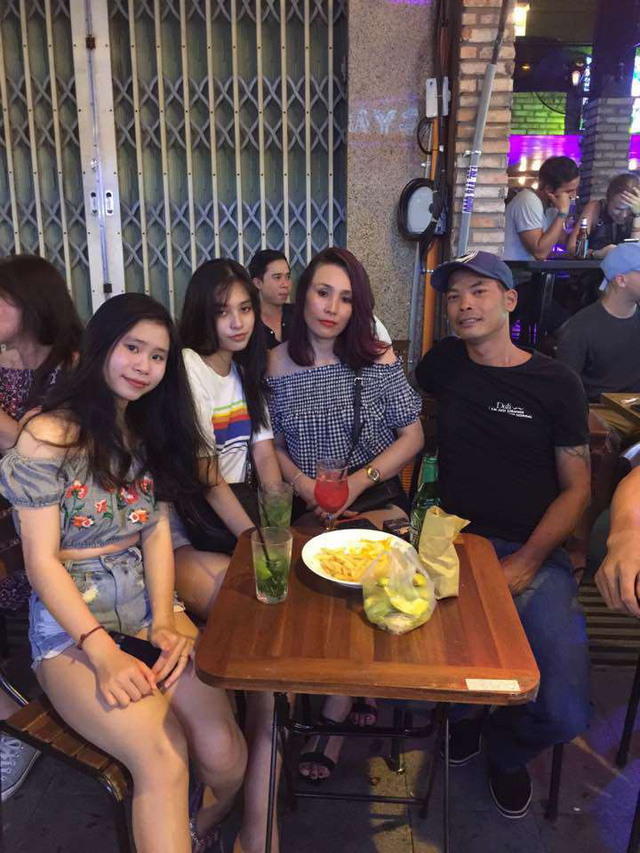 Gia đình hạnh phúc của tân Hoa hậu Trần Tiểu Vy