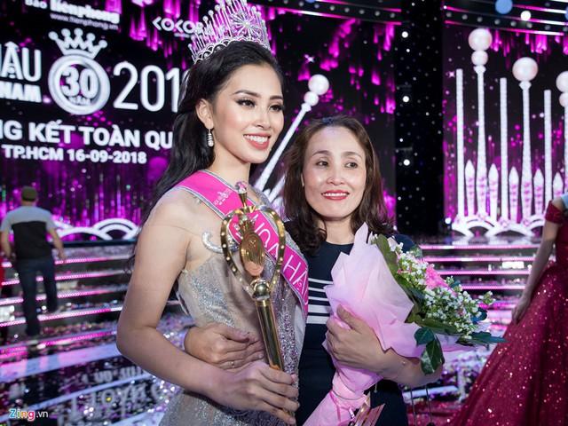 Trần Tiểu Vy hiện đang là sinh năm Nhất ngành Quản trị Kinh doanh thuộc Chương trình liên kết Quốc tế giữa ĐH Sunderland (Anh) và Đại học Sư phạm Kỹ thuật TP.HCM. Đây là cô gái nhỏ tuổi nhất trong số 43 thí sinh lọt vào Chung kết Hoa hậu Việt Nam năm nay.