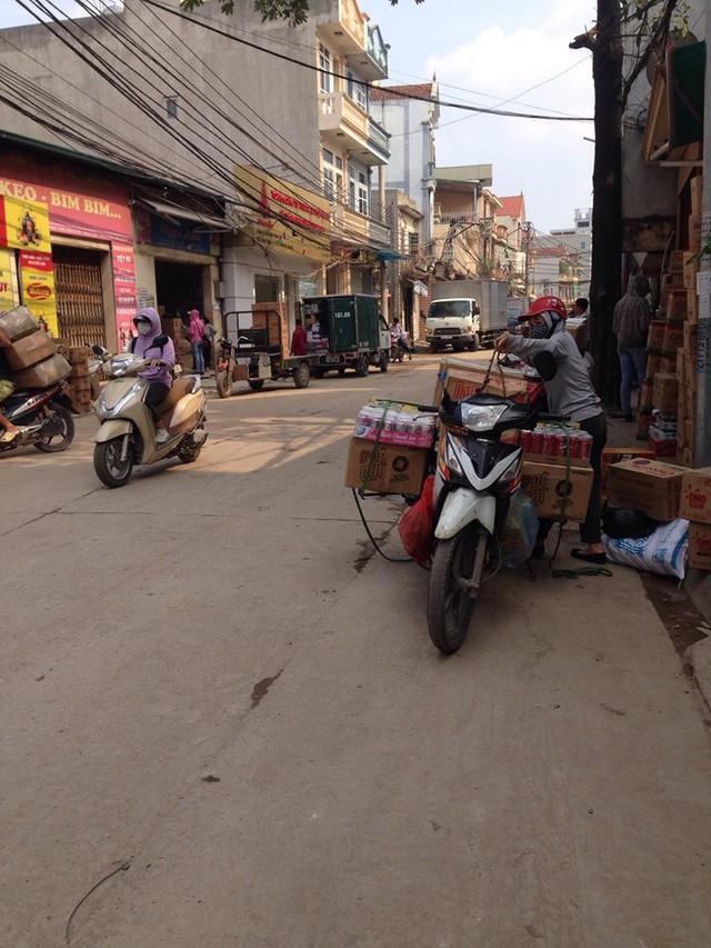Với sự vào cuộc của chính quyền địa phương hi vọng vấn nạn thực phẩm bẩn ở La Phù sẽ được cải thiện.     Ảnh: N.Hiếu